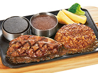 ビッグボーイステーキ&ハンバーグ