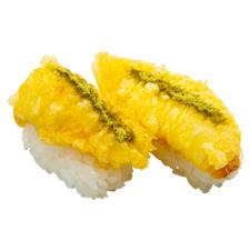 ゆめかさご天ぷら(茶塩)