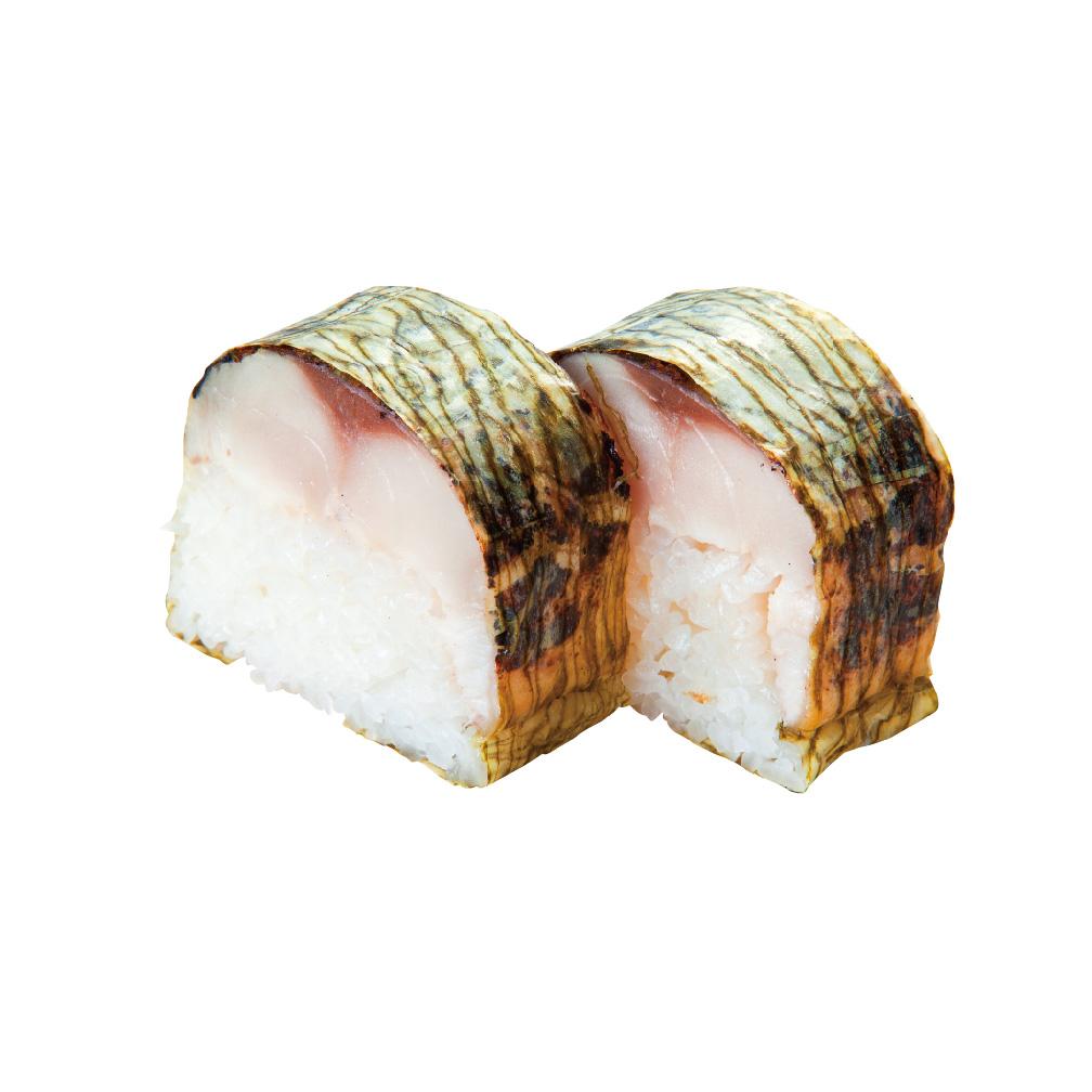 炙りさば棒寿司