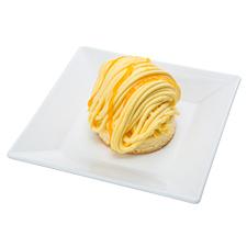 マンゴーモンブランケーキ